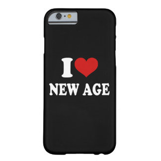 I Love New Age iPhone 6/6s Barely There iPhone 6 Case
