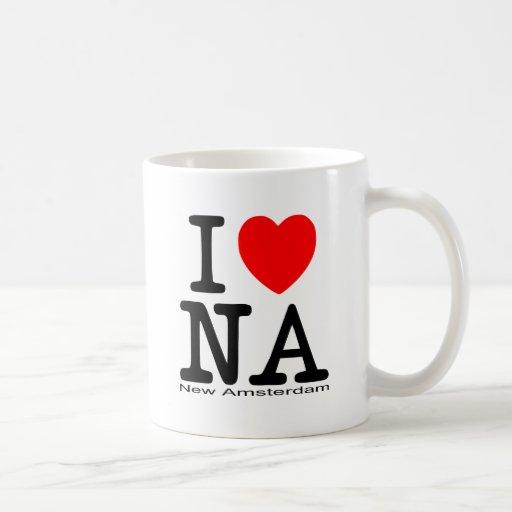 I Love New Amsterdam Mug