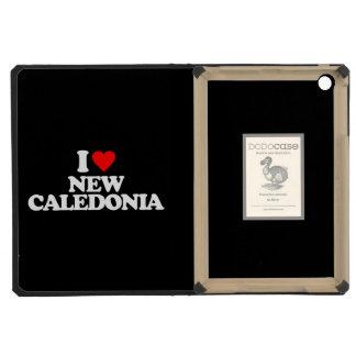 I LOVE NEW CALEDONIA iPad MINI CASE