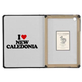 I LOVE NEW CALEDONIA iPad MINI RETINA CASE