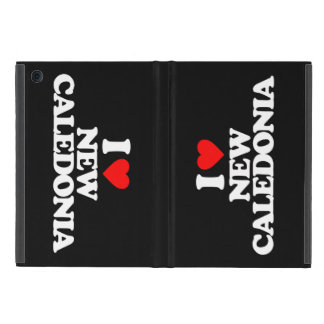 I LOVE NEW CALEDONIA COVERS FOR iPad MINI