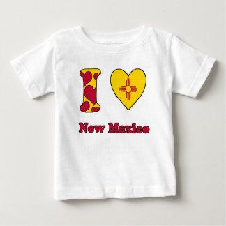 I love New Mexico Baby T-Shirt