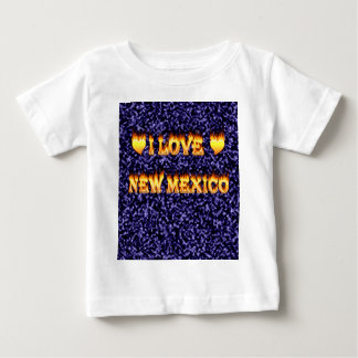 I love new mexico fire and flames t shirts