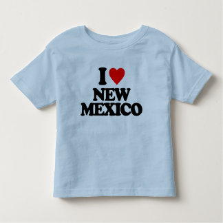 I LOVE NEW MEXICO TODDLER T-Shirt