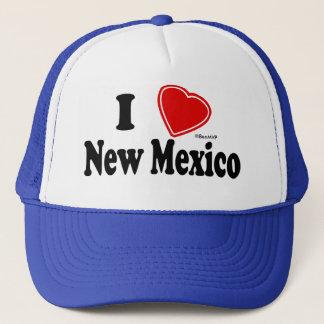 I Love New Mexico Trucker Hat