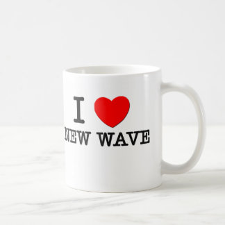 I Love New Wave Mug