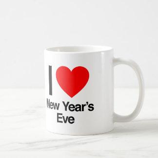 i love new year s eve coffee mugs