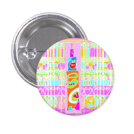 I LOVE NEW YORK! PINBACK BUTTONS