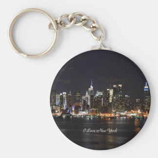 I Love New York, Bright Lights, City Lights Key Ring