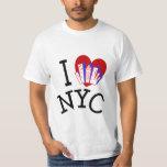 I Love New York City T-shirts
