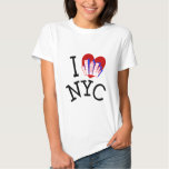 I Love New York City Tshirts
