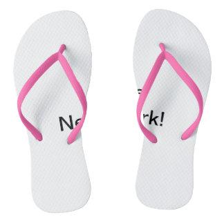 I Love New York Footwaer Flip Flops