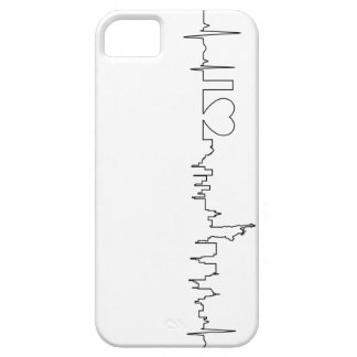 I love New York in a extraordinary style iPhone 5 Cases