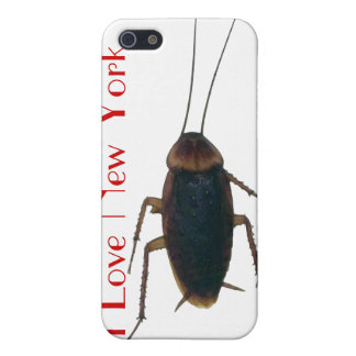 I Love New York iPhone 5/5S Cover