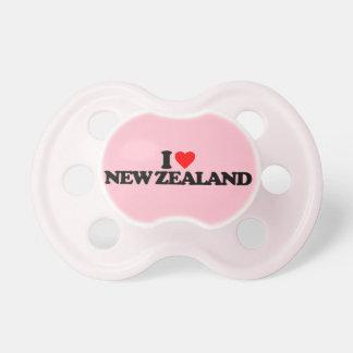 I LOVE NEW ZEALAND DUMMY