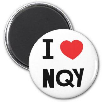 I love Newquay Magnet