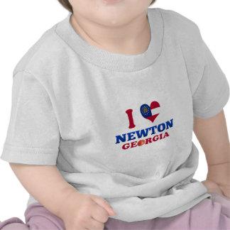 I Love Newton, Georgia Shirt