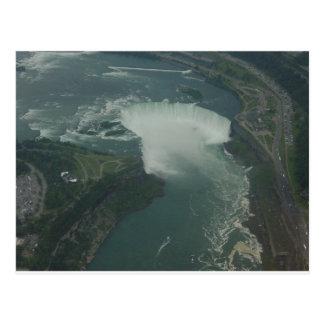 I Love Niagara Falls Postcard