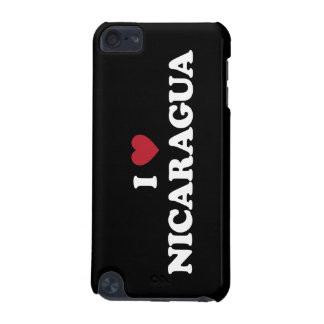 I Love Nicaragua iPod Touch (5th Generation) Case