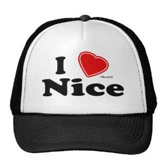 I Love Nice Cap