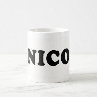 I LOVE NICOLE MUG