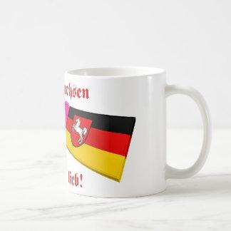 I Love Niedersachsen ist mir lieb Mug
