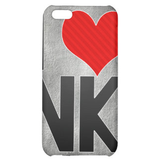 I Love NK Cover For iPhone 5C