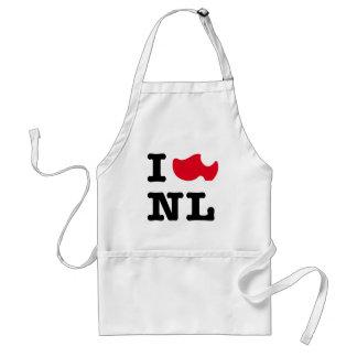 I love NL, I love Holland Standard Apron