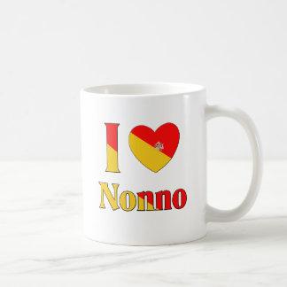 I Love Nonno Mugs