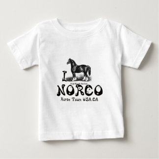 I-Love Norco Horse Town USA.Tee Shirts