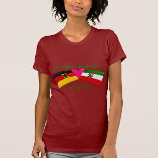 I Love Nordrhein-Westfalen ist mir lieb Tee Shirt