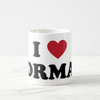I Love Norman Oklahoma Coffee Mug