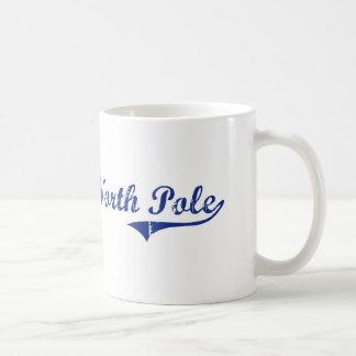 I Love North Pole Alaska Basic White Mug