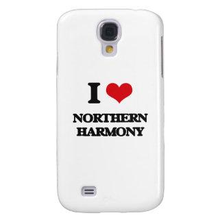 I Love NORTHERN HARMONY Galaxy S4 Case