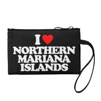I LOVE NORTHERN MARIANA ISLANDS COIN PURSE