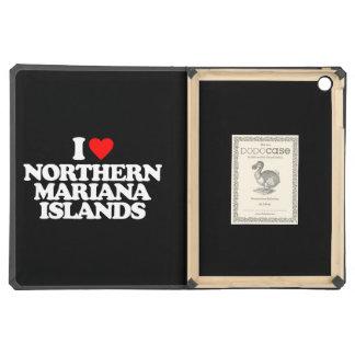 I LOVE NORTHERN MARIANA ISLANDS iPad AIR CASES