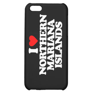 I LOVE NORTHERN MARIANA ISLANDS COVER FOR iPhone 5C