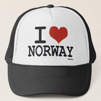 I love Norway Trucker Hat