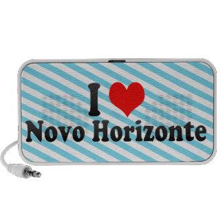 I Love Novo Horizonte, Brazil PC Speakers