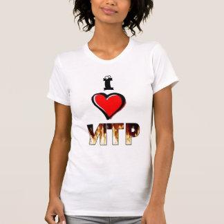 I love NTP T-Shirt