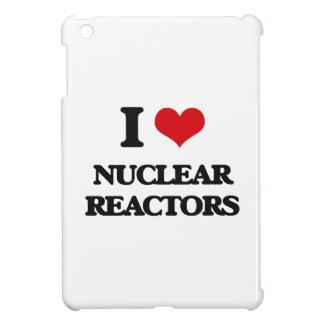 I Love Nuclear Reactors iPad Mini Covers