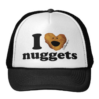 I love nuggets cap