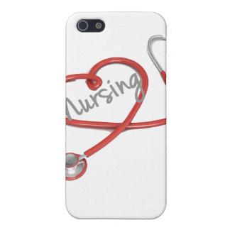 I Love Nursing iPhone Case iPhone 5/5S Covers