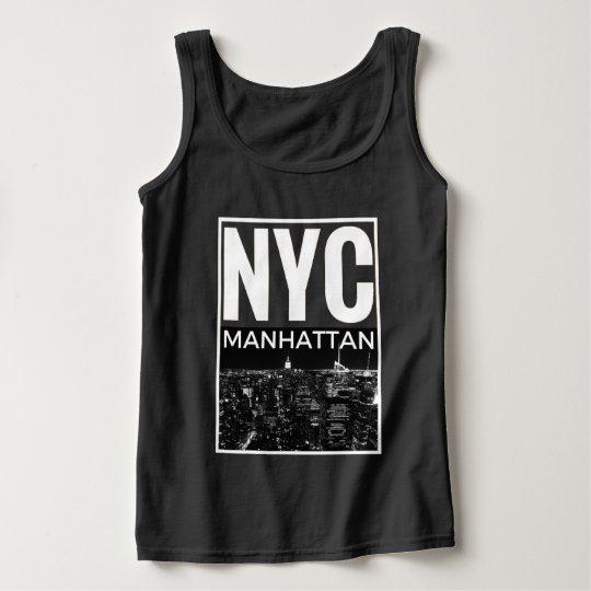 I Love NYC New York Manhattan skyline Tank