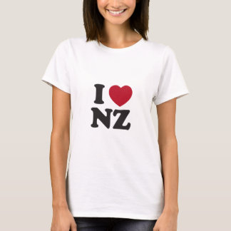 I love nz T-Shirt