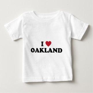 I Love Oakland California Shirts
