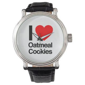 i love oatmeal cookies watch