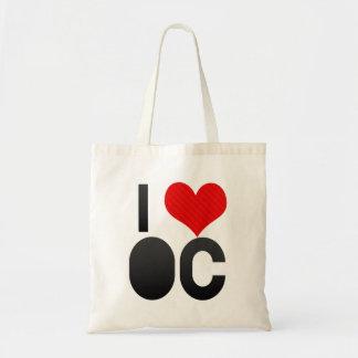 I Love OC Bags