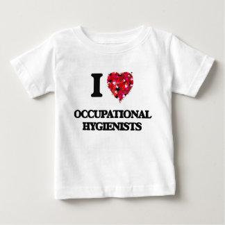 I love Occupational Hygienists T-shirt