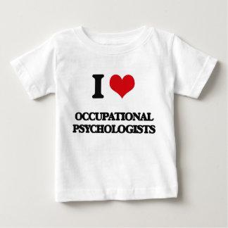 I love Occupational Psychologists T Shirt